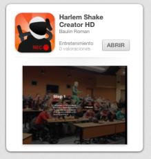 Harlem Shake Creator en App Store