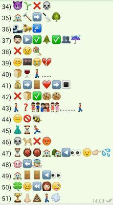 Emoticonos Whatsapp Que Se Lleva En La Red